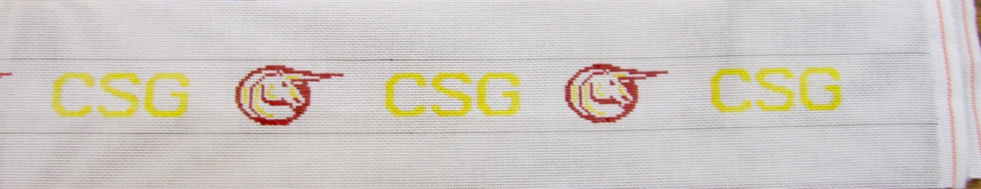Columbus School for Girls/CSG/Mascot Belt
