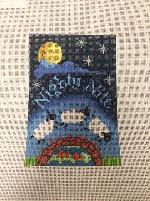 Nighty Night Door Hanger