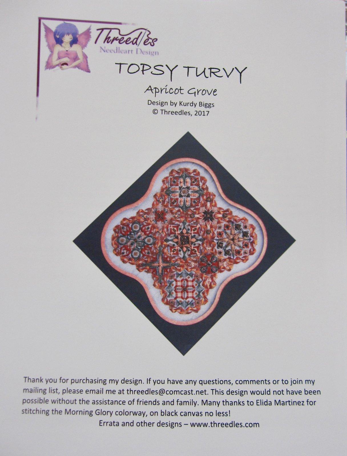 Topsy Turvey, Apricot Grove