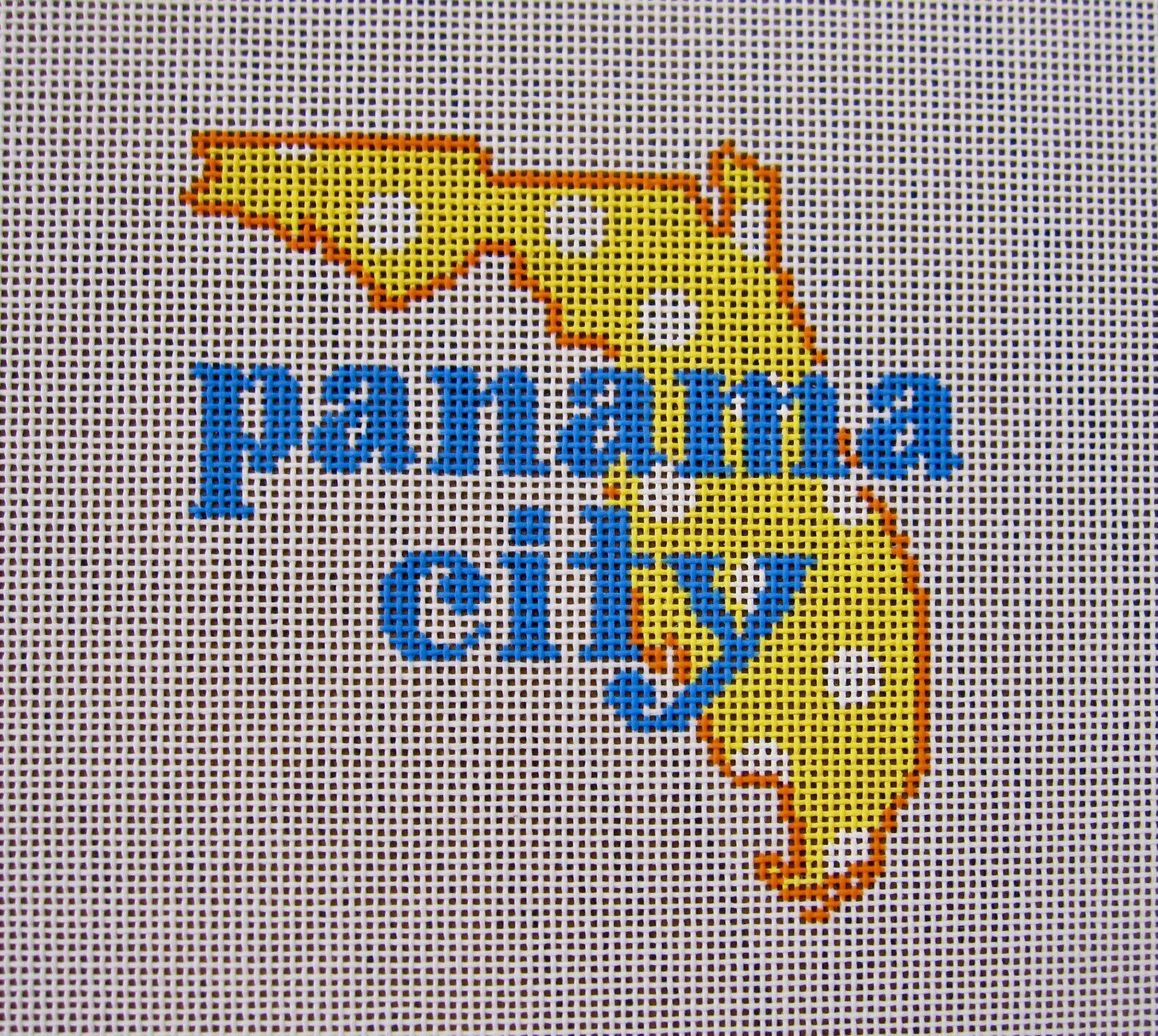 Panama City FL State Shape