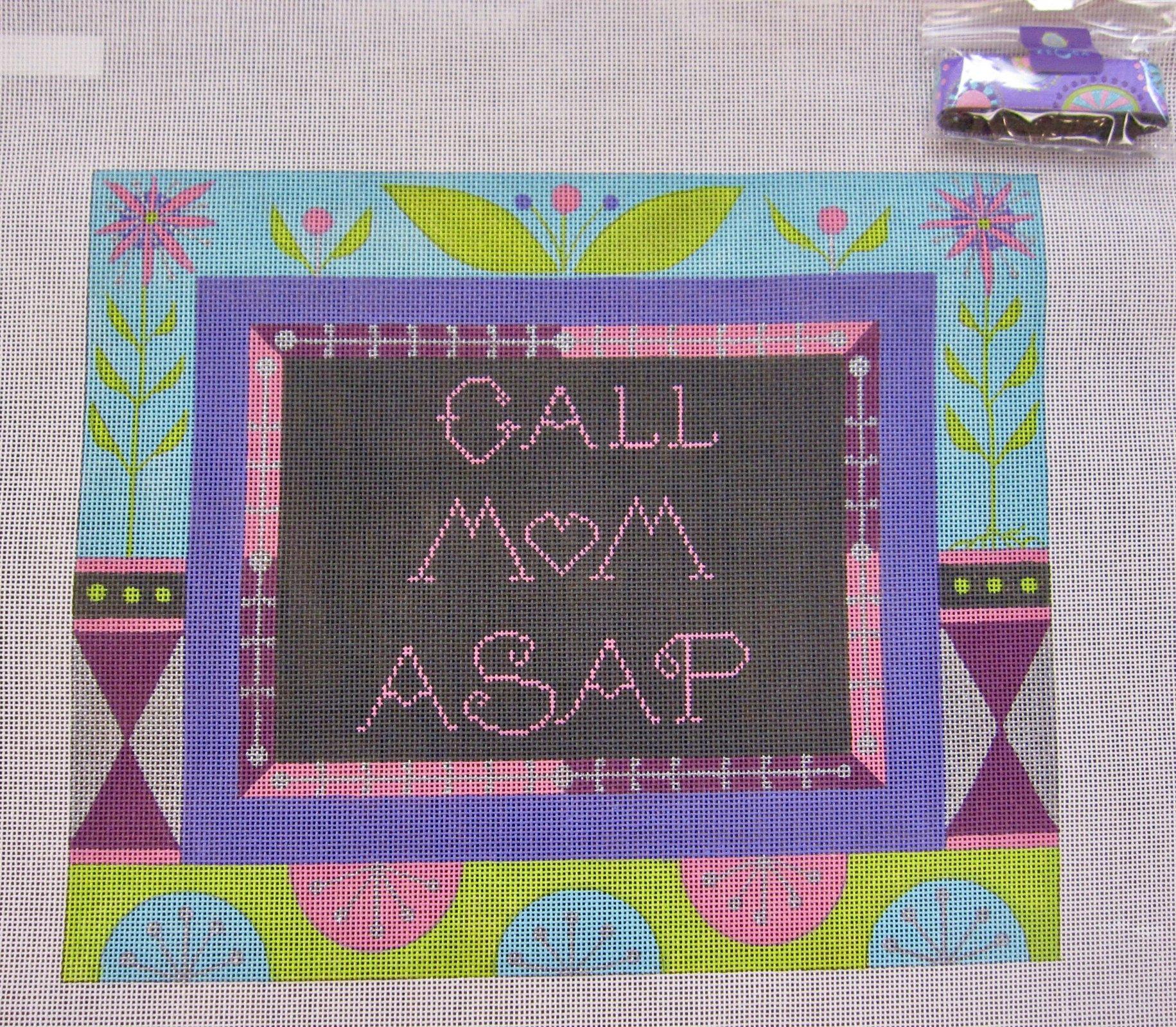 Call Mom ASAP