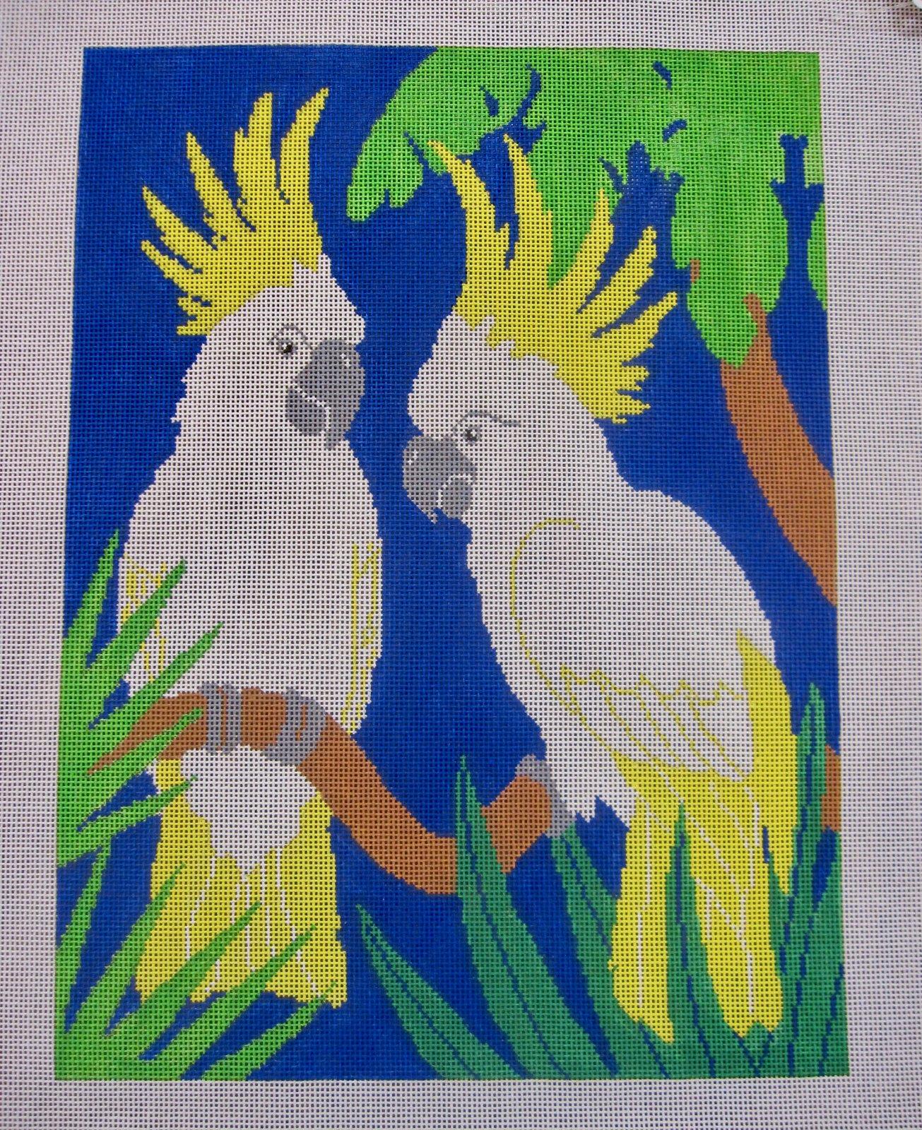 Deux Parrots