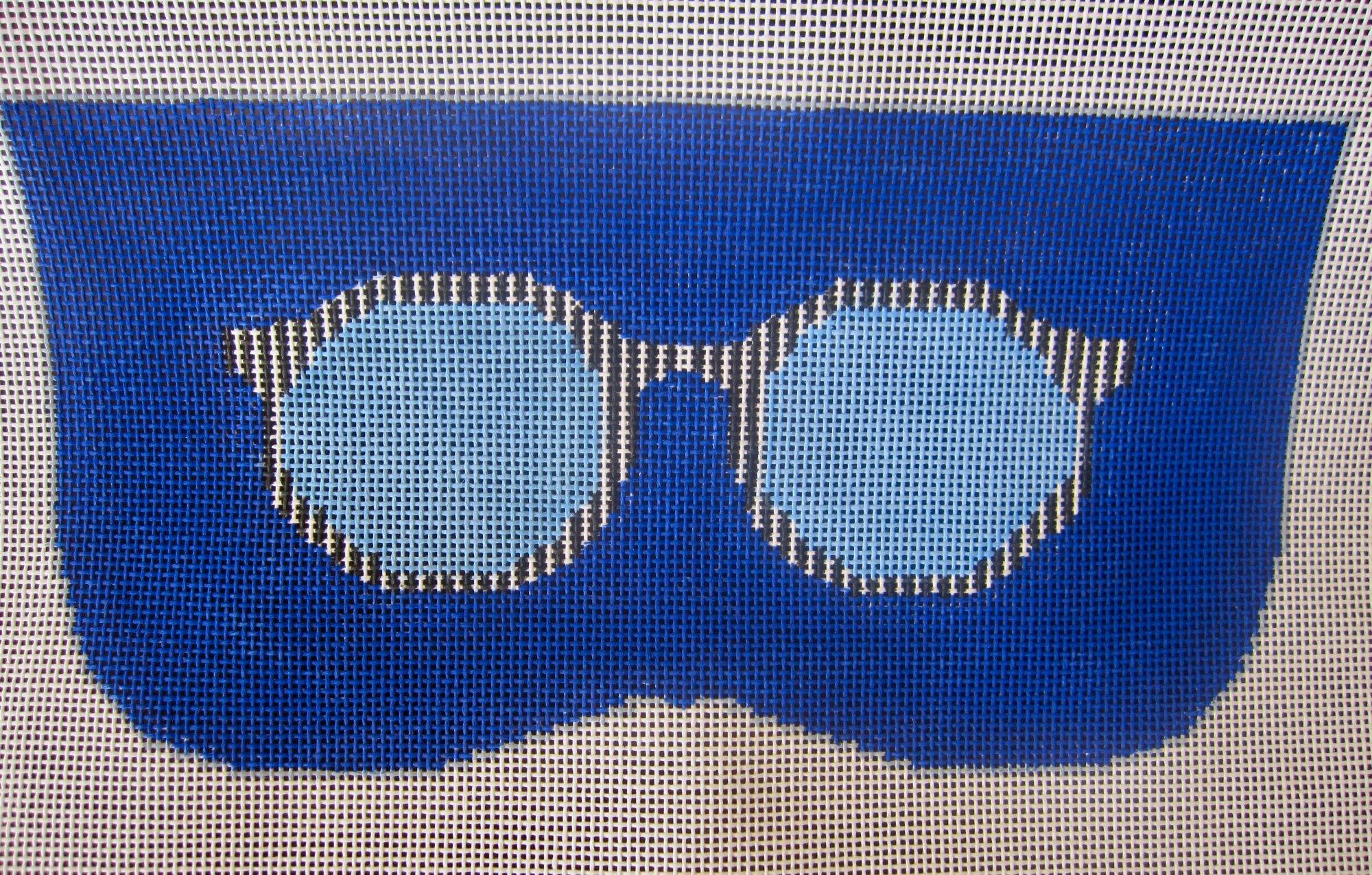 Game Changer eyeglass case/front & back
