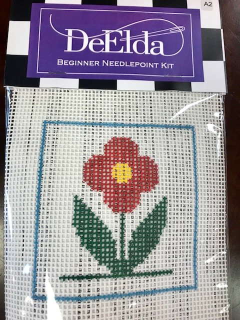 DeElda Red Flower Kit