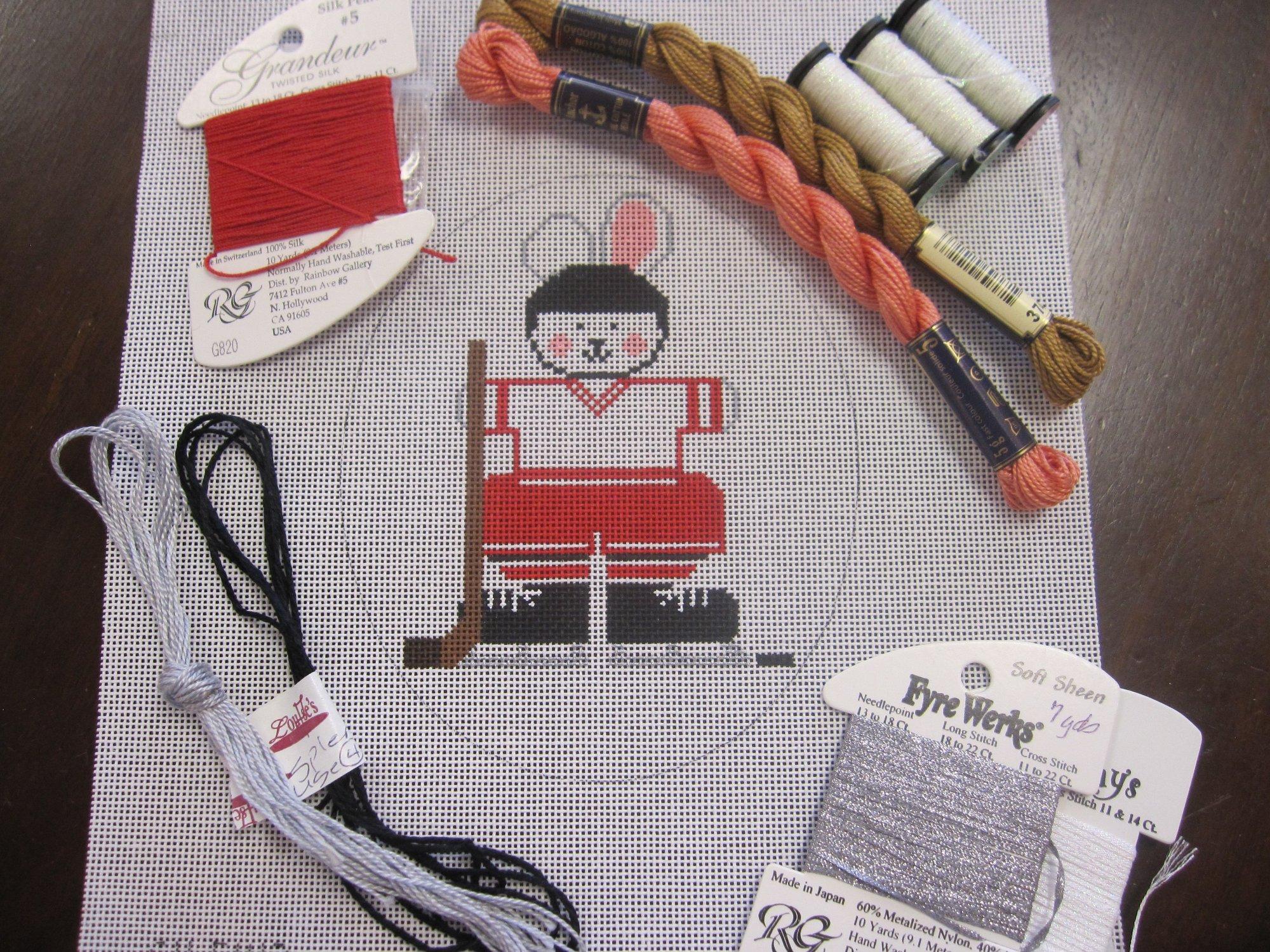 Hockey Bunny Kit