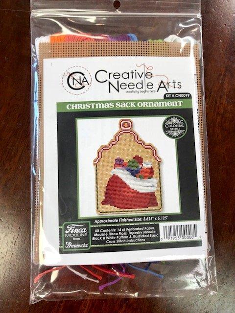 Christmas Sack Ornament