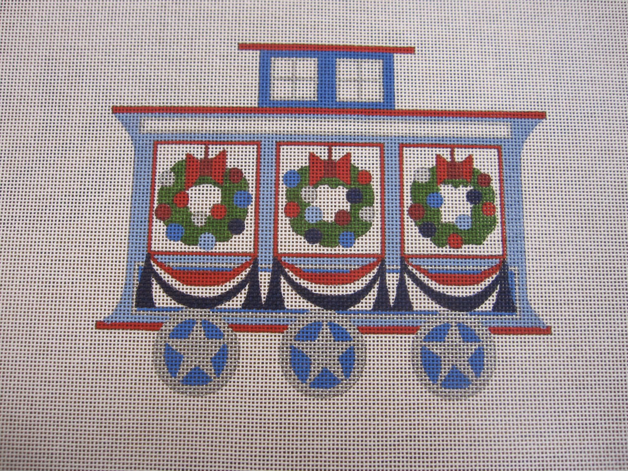 American Train - Caboose