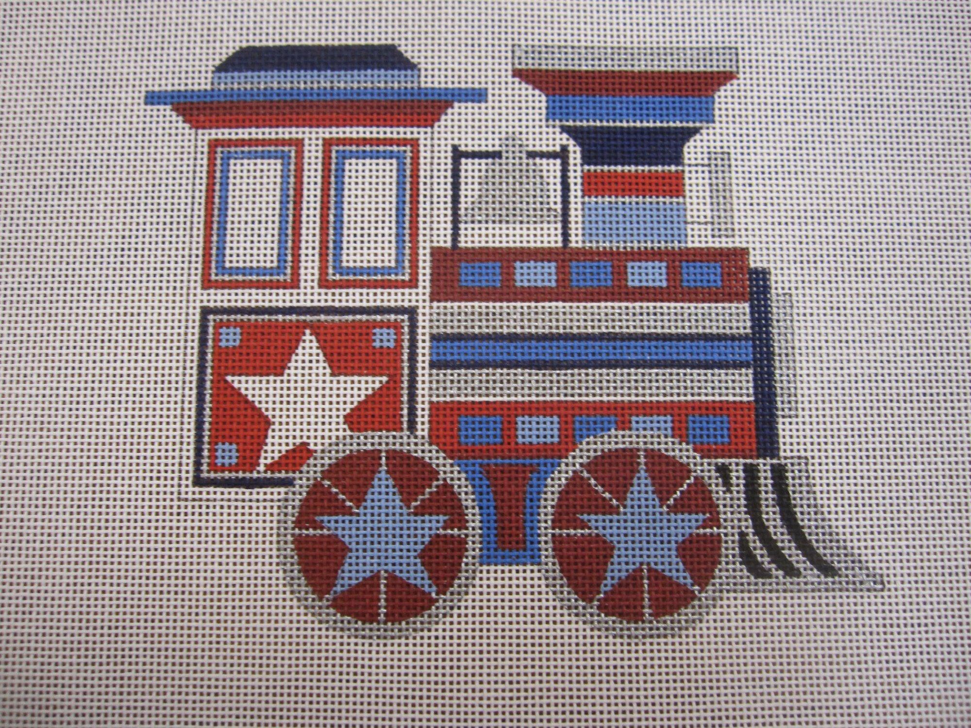 American Train - Engine