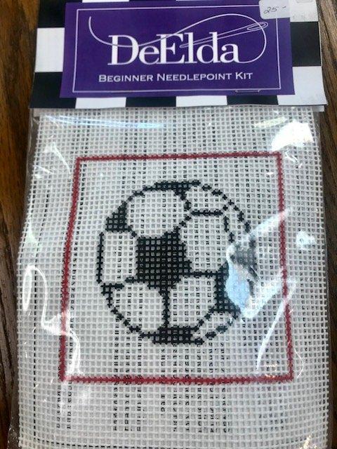 DeElda Soccer Ball Kit
