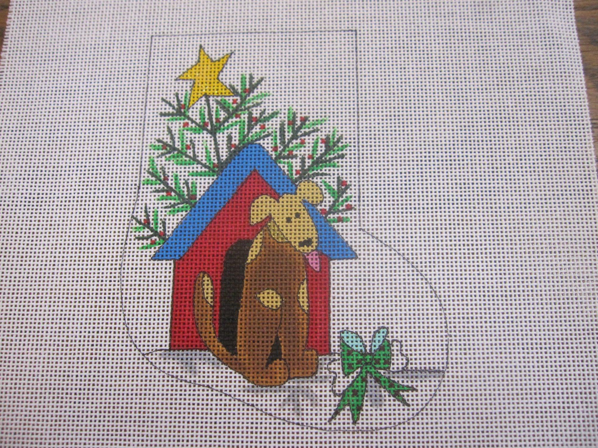 Dog House Mini Stocking