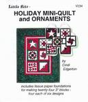 Little Bits Holiday Ornaments