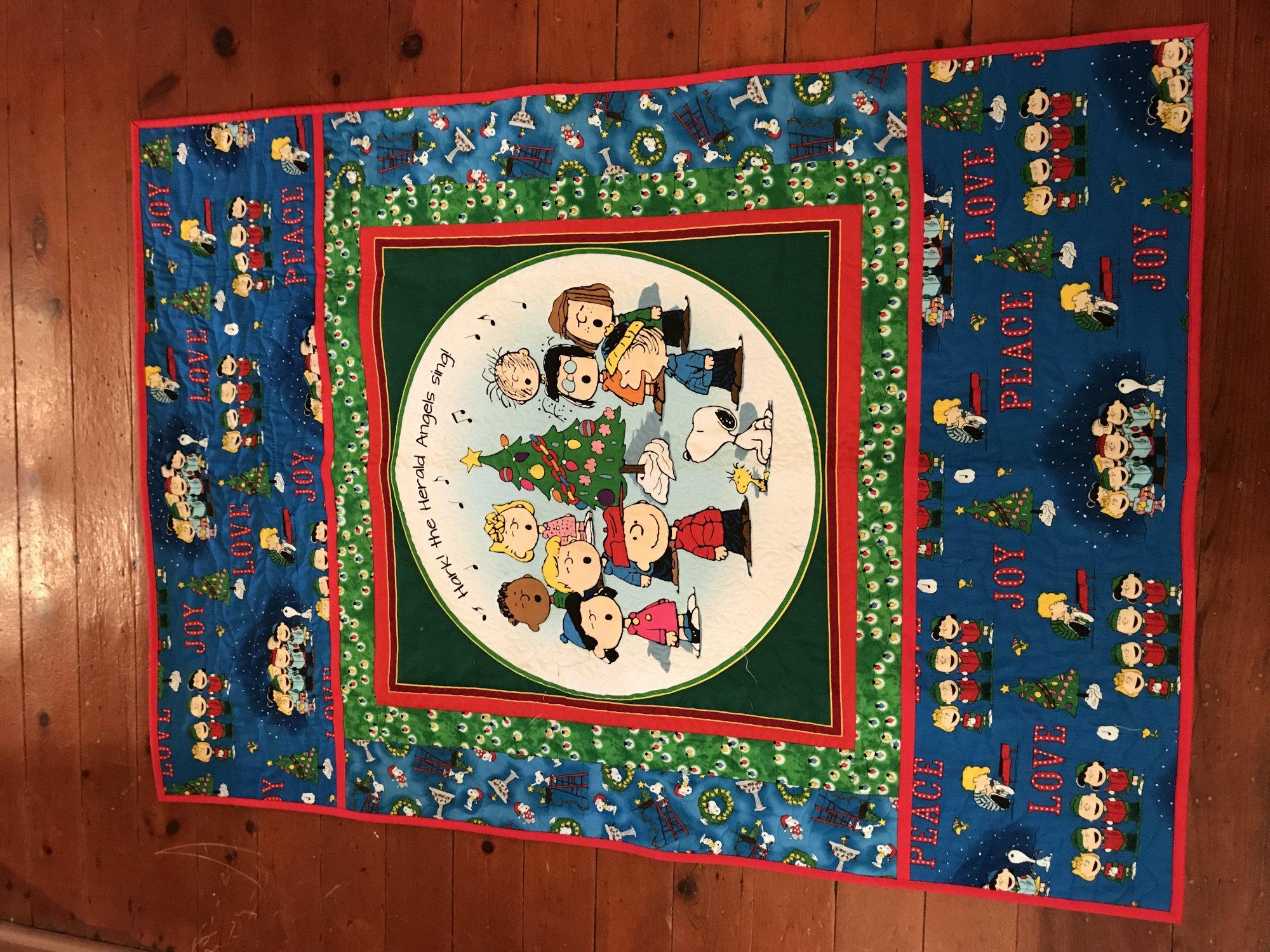 Peanuts Christmas Kit