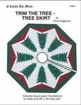Little Bits Trim the Tree Skirt
