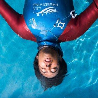 Chris Funada Team USA freediver and spearo