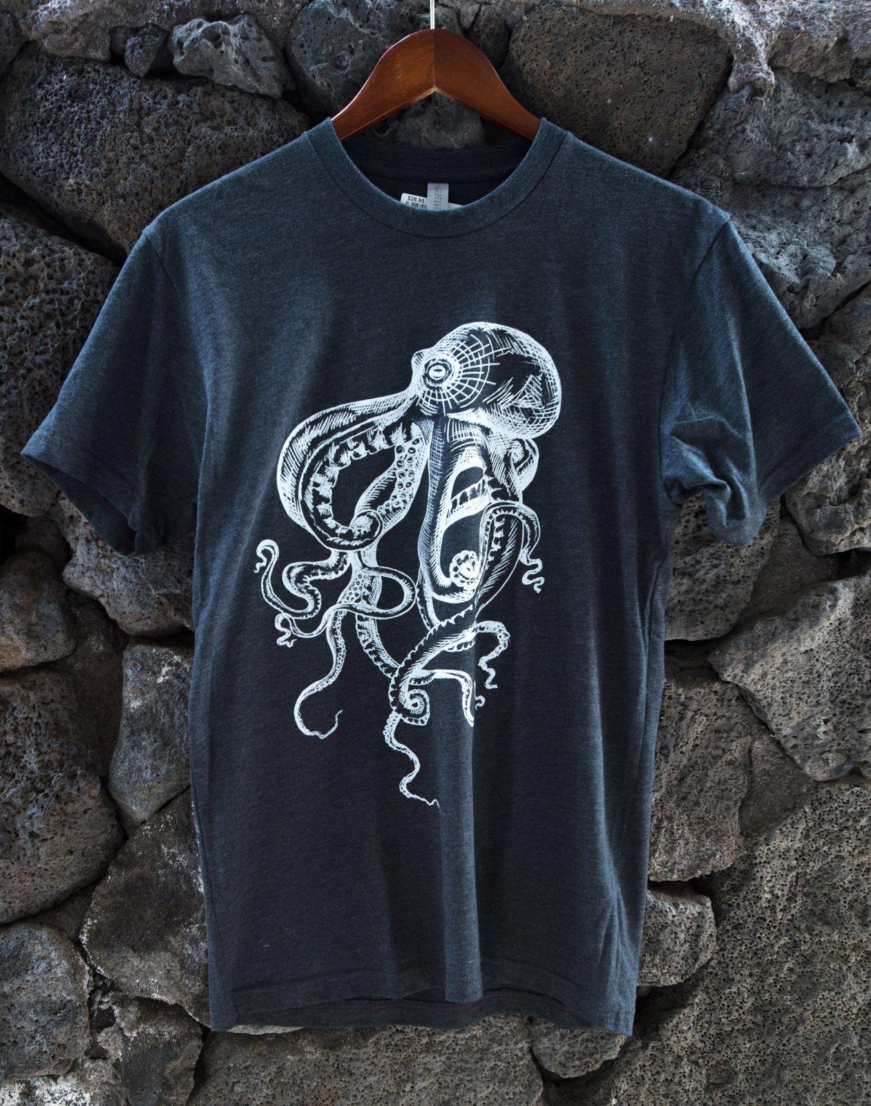 KHD Octopus Men's Tee
