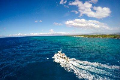 morning scuba boat trip