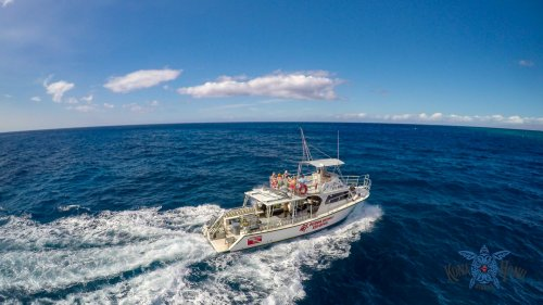 Longe Range advanced scuba trip