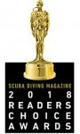 scuba diving magazine readers choice award winner