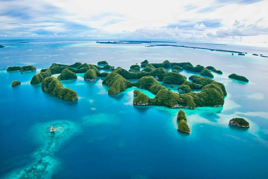 Palau Deposit