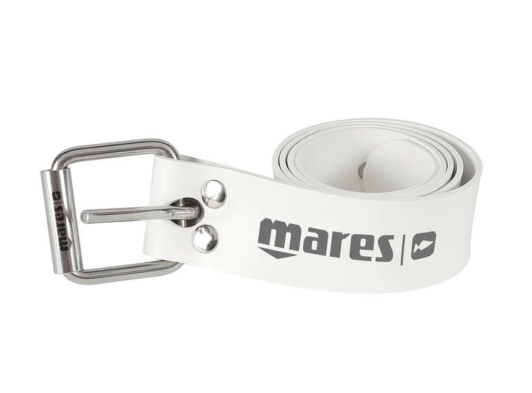 Mares White Marseilles Weight Belt