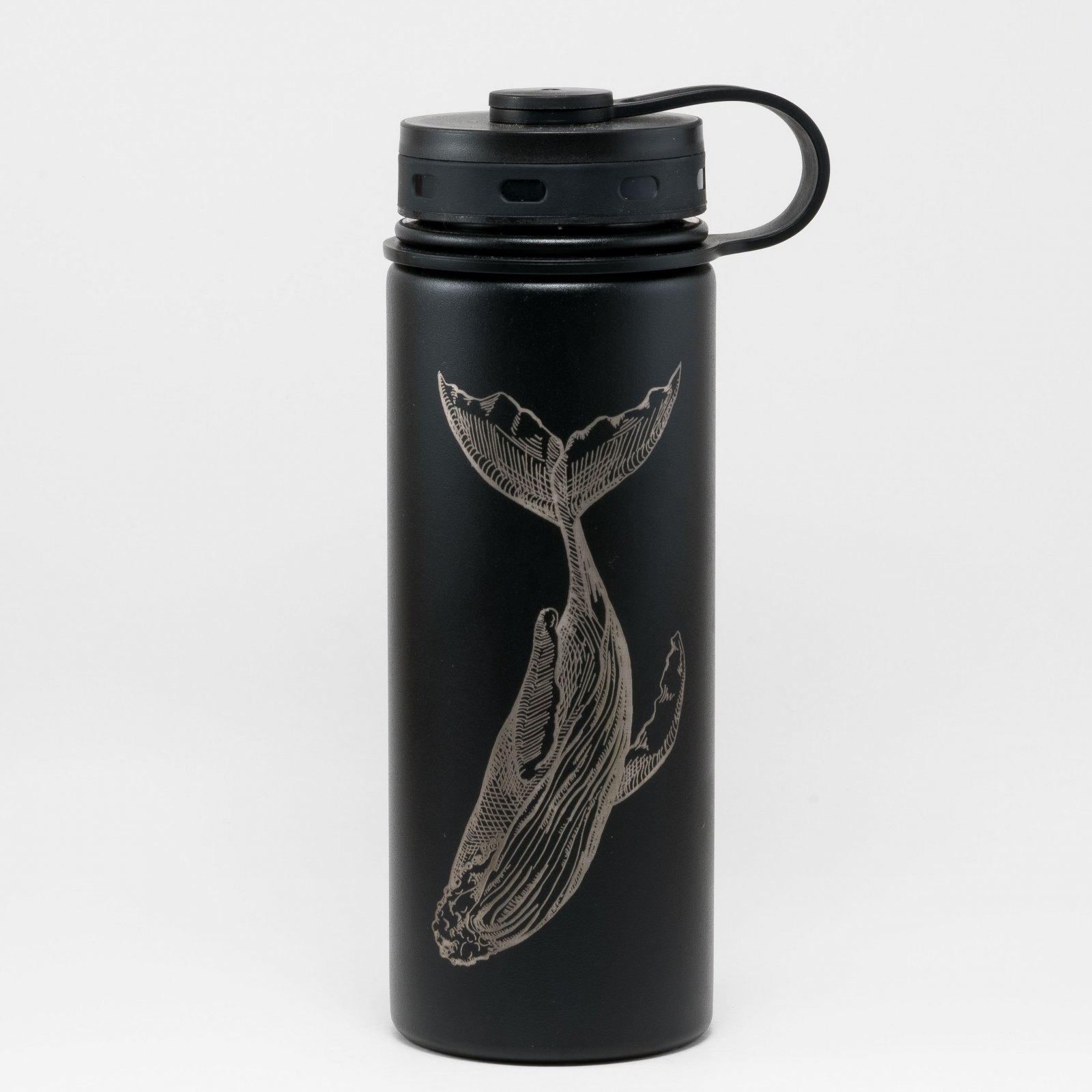 Humpback Whale 50/50 Bottle