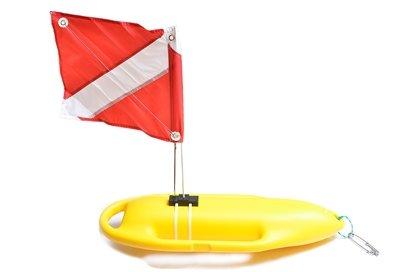 Torpedo Float Assembled Hard Plastic
