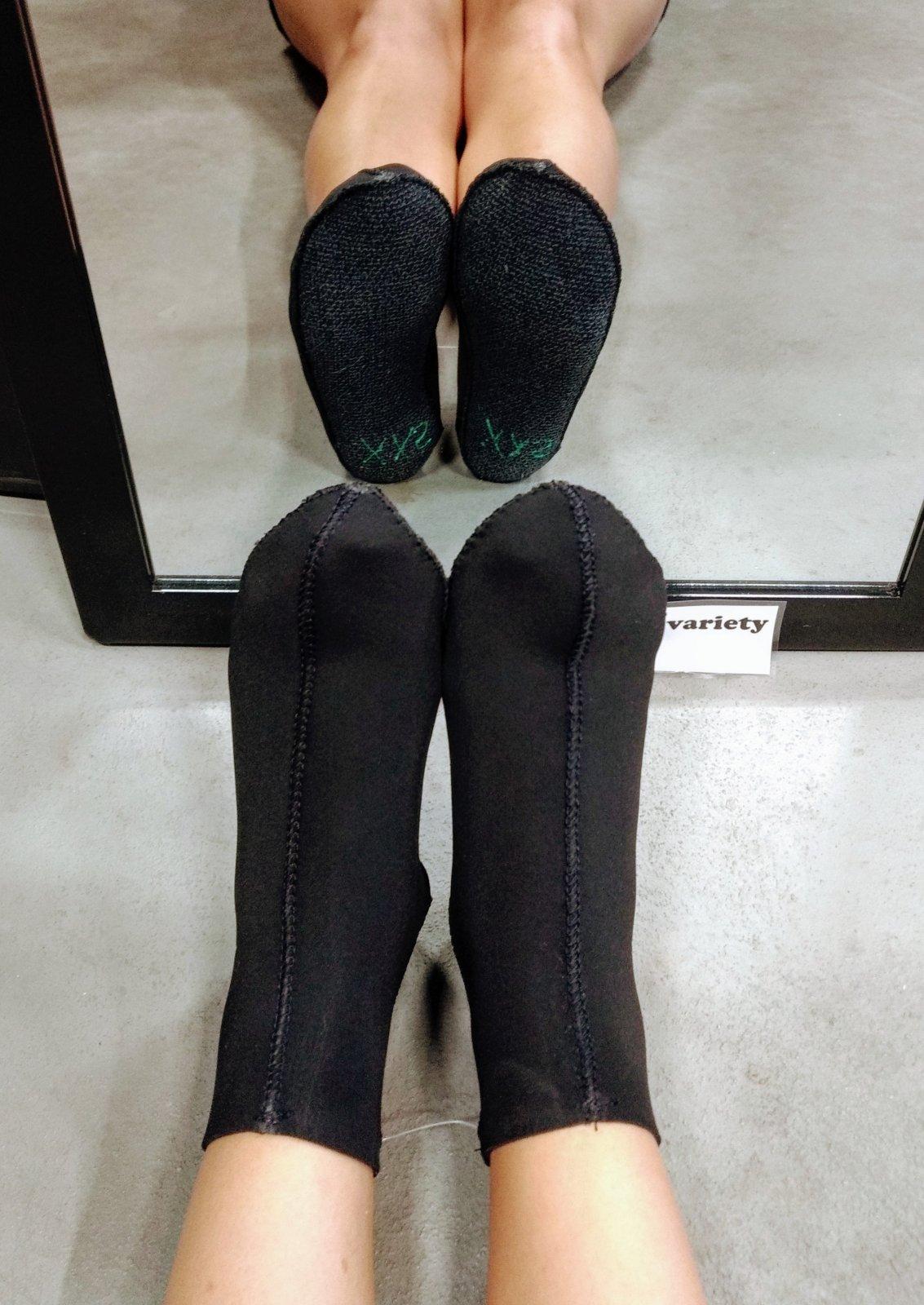 5a18e7b3aae7 Freediving Socks