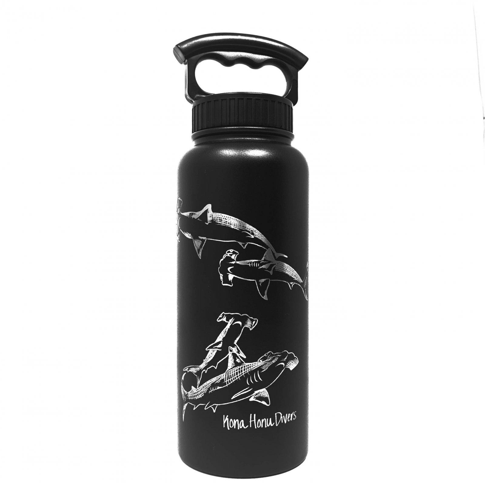 Hammerhead School 50/50 Flask