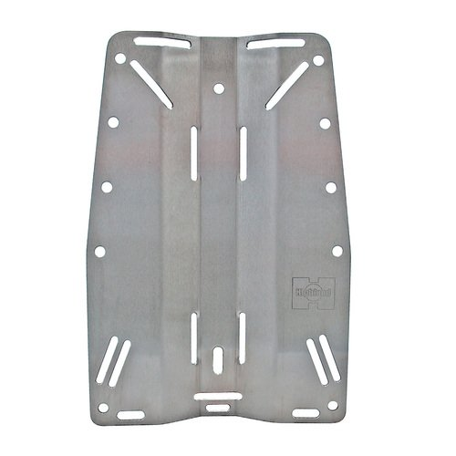 Highland Stainless Steel Backplate