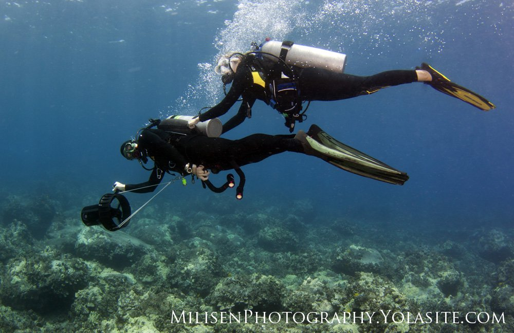 Continue your dive education with Advanced Open Water Certification