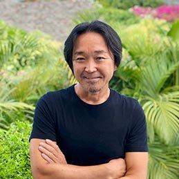Masa Ushioda Underwater Photography Contest Judge
