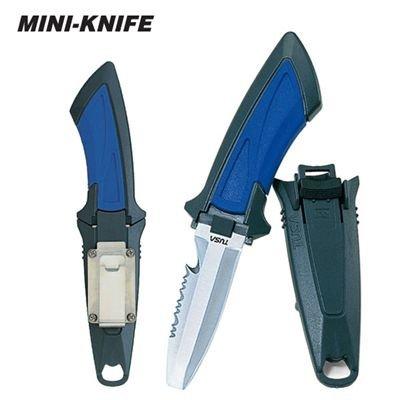 TUSA Mini Blunt Tip Knife