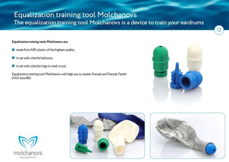 Molchanovs Equalization Technique Apparatus