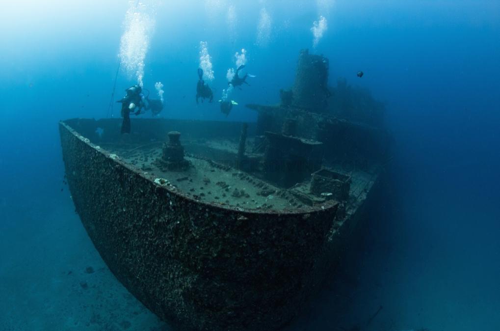 Wreck Trek Oahu Deposit