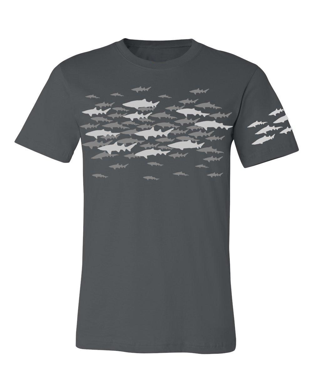 Shark Camo Men's T-shirt