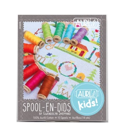 AuriKids: Spool-en-dids Floss