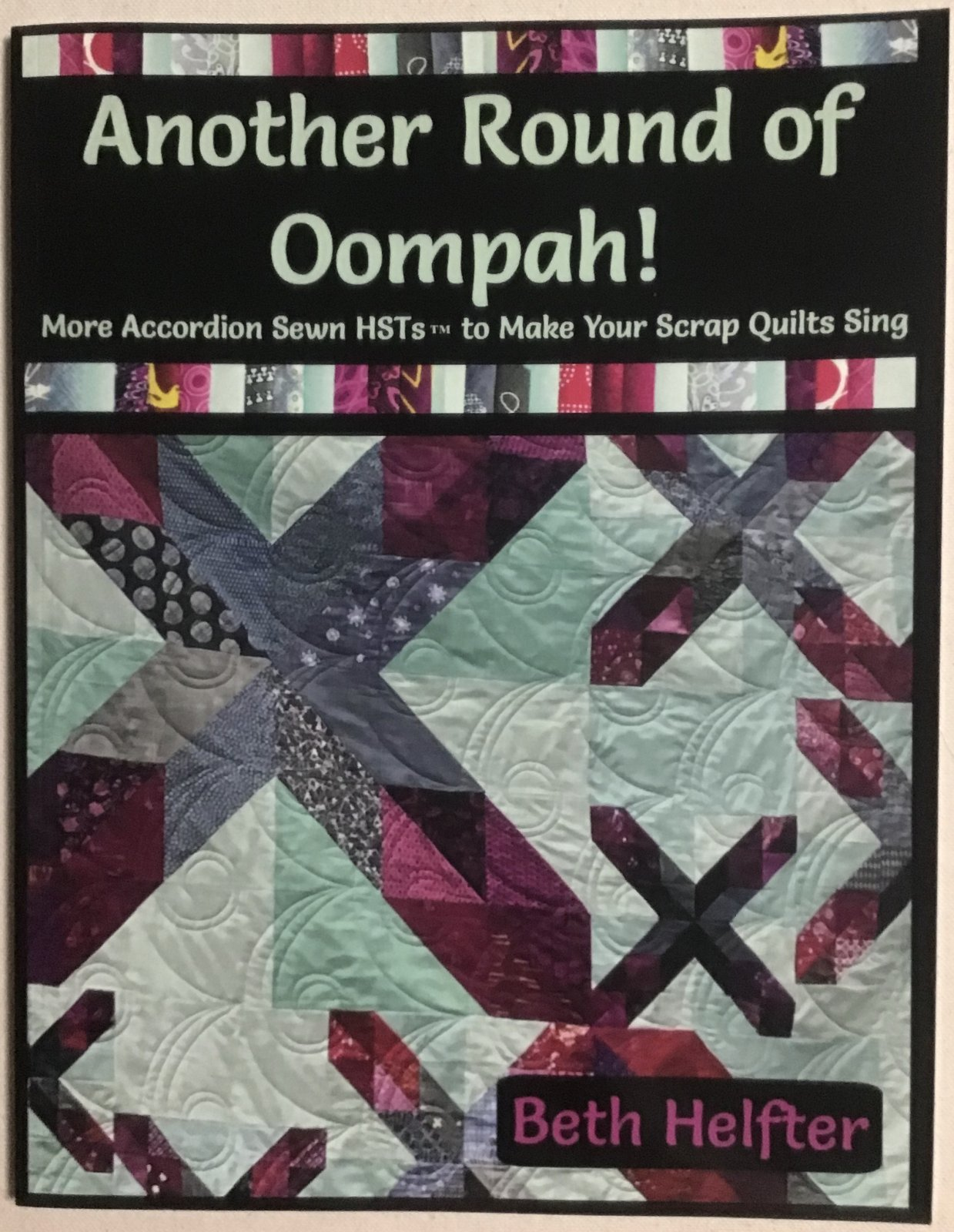 Another Round of OOMPAH book