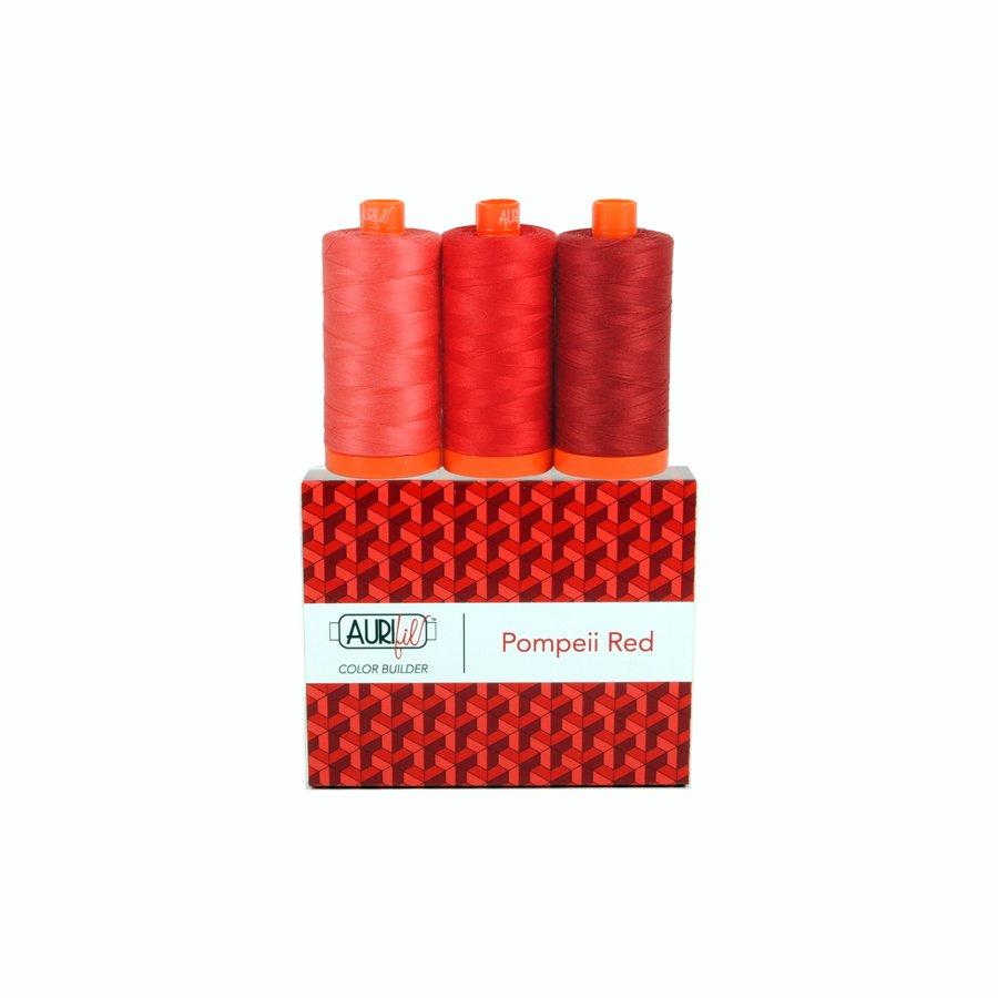 Color Builder Pompeii Red