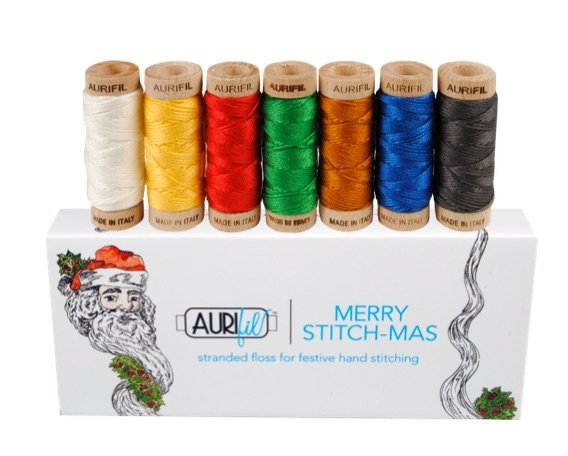 Merry Stitch-mas Floss