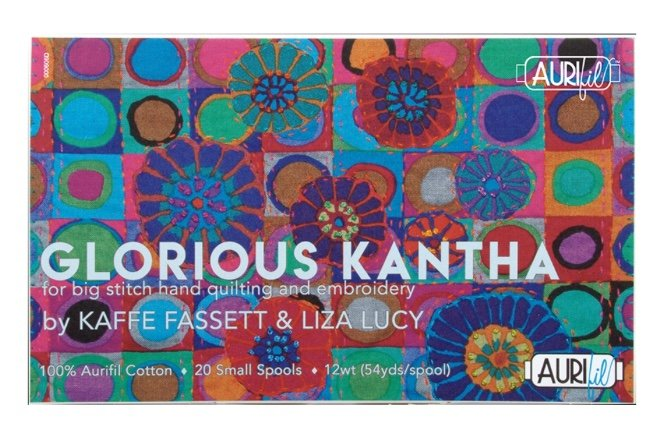 Glorious Kantha 12 wt