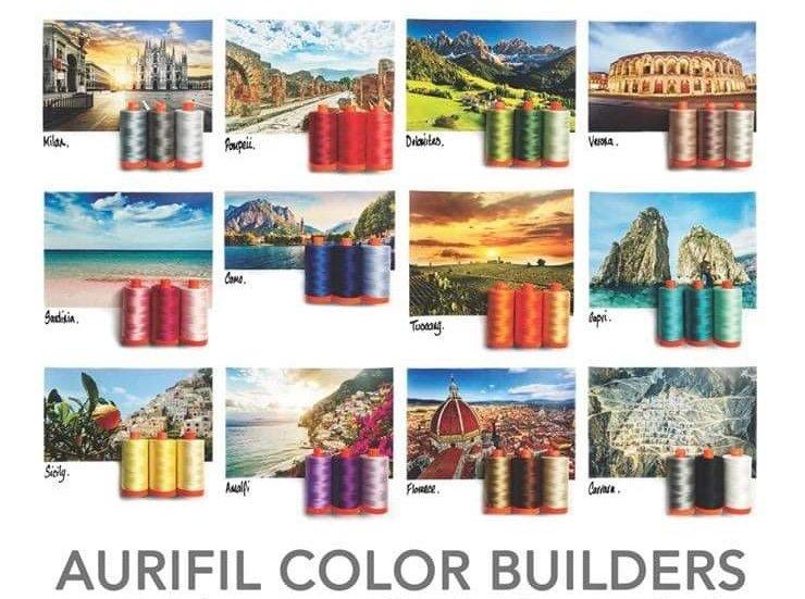 Complete Color Builder