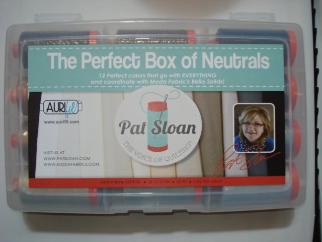 Pat Sloan Perfect Box of Neutrals