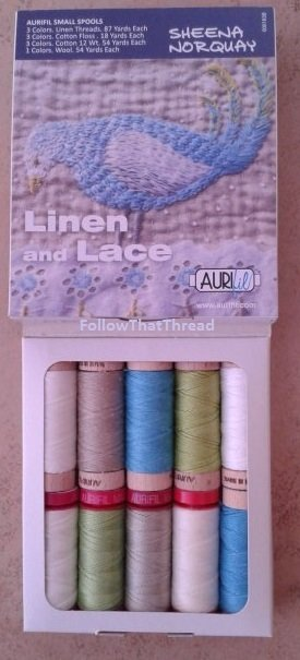 Sheena Norquay's Linen and Lace
