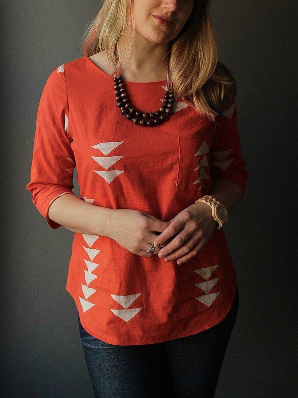 Beatrix: a sewing pattern by Rae Hoekstra