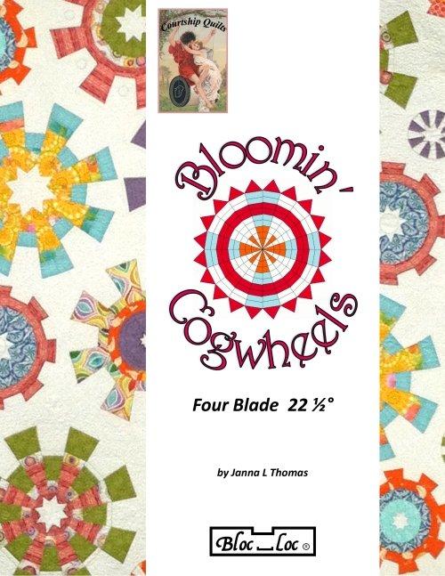 Bloc-Loc Bloomin Cogwheels