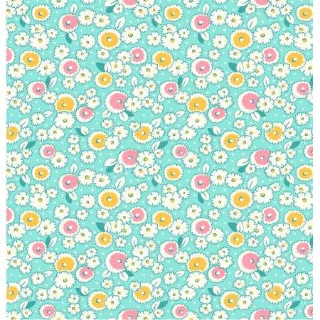 30s Sunday Skirt - Sweetpea Fabric