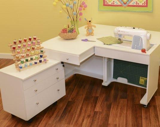 Kangaroo and Joey II Sewing Cabinets