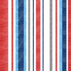 Anchors Away Textured Stripe