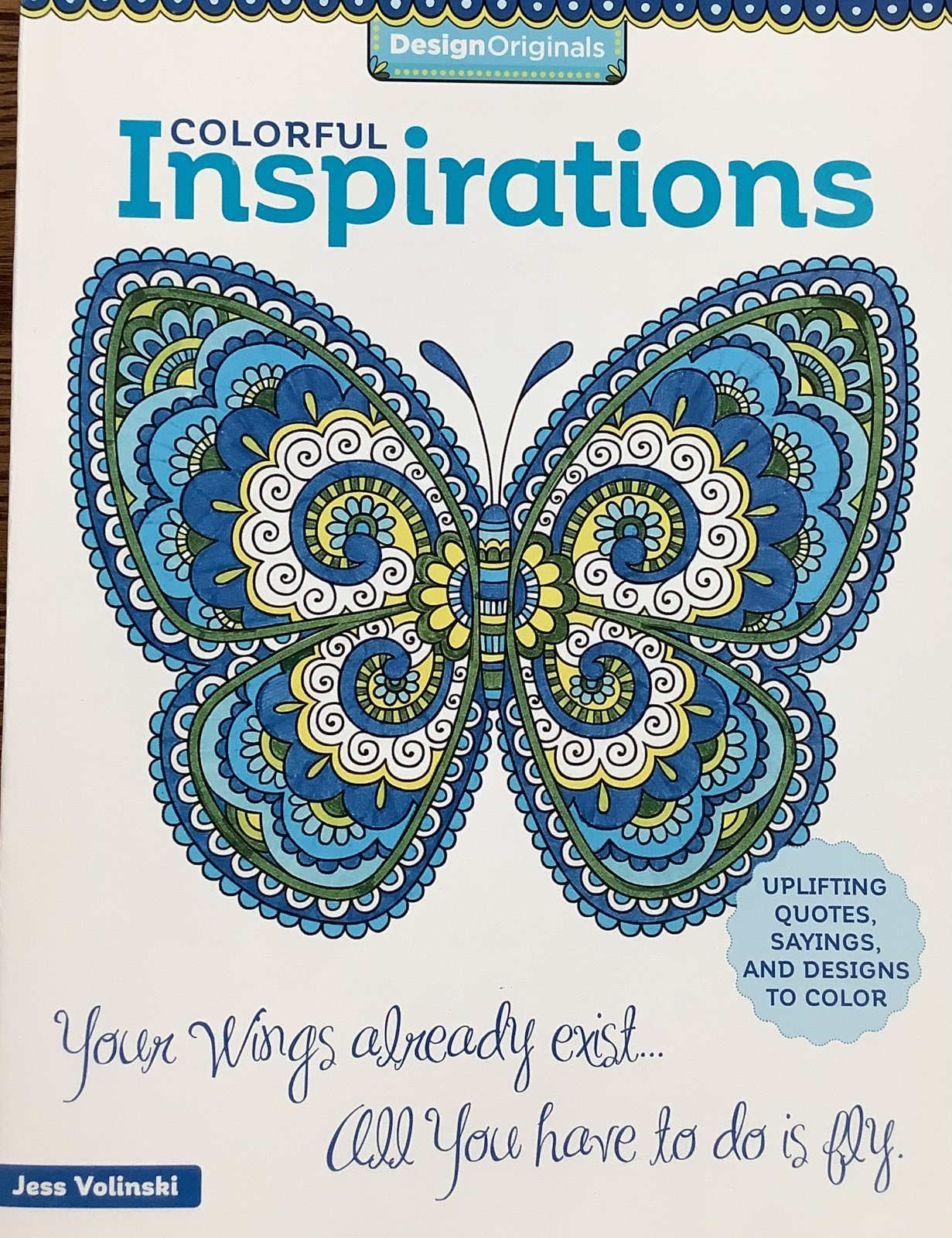 Colorful Inspirations Coloring Books