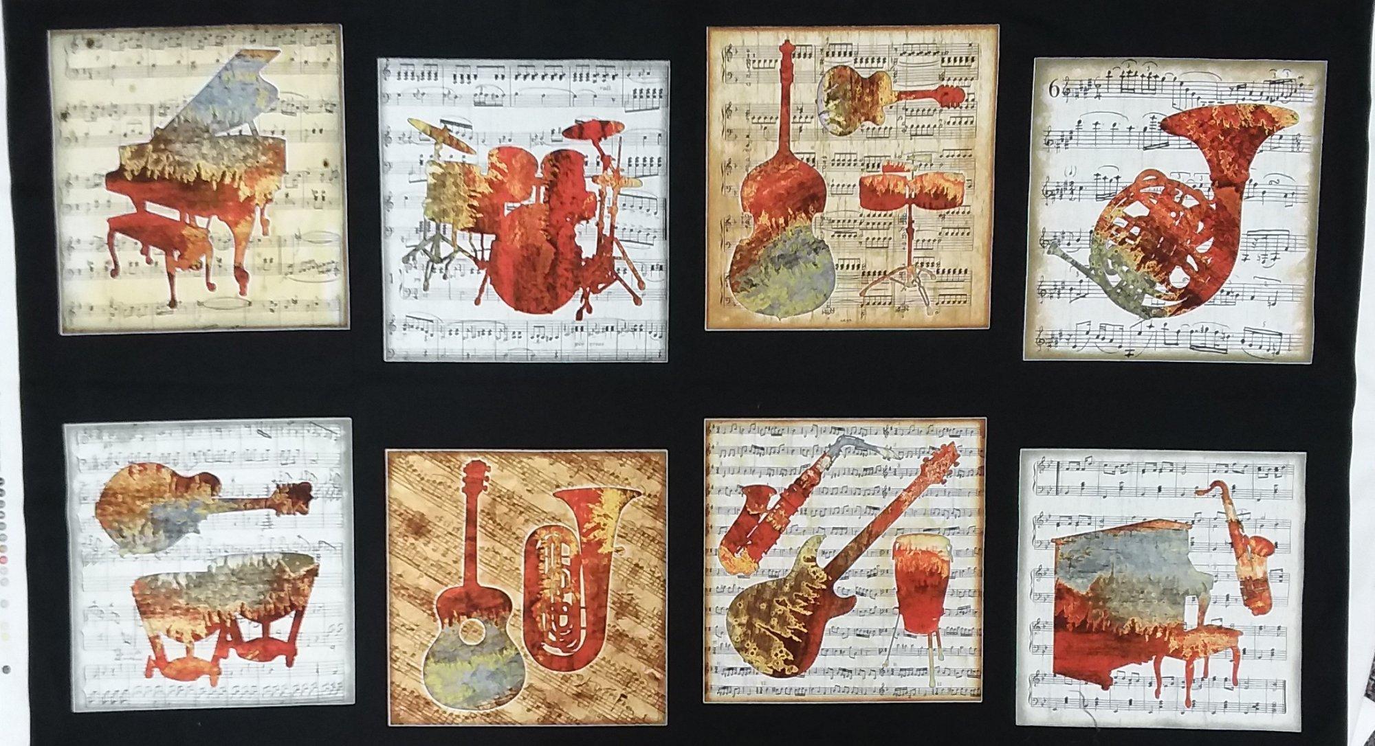 Encore Music Panel